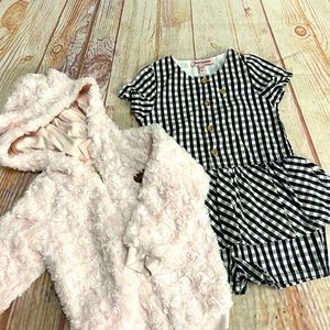 Juicy couture 2 piece outfit 18/24M